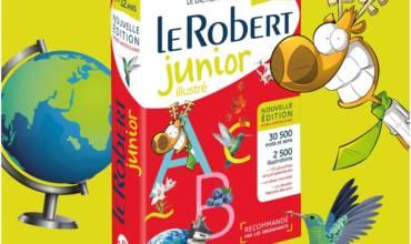 Lancement du Robert junior