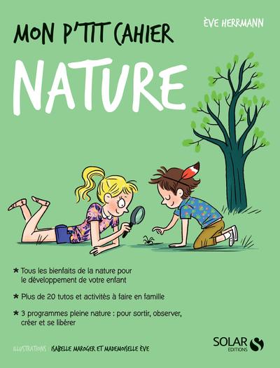 Mon p'tit cahier Nature