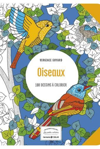 Oiseaux-Les petits carnets aux sources du bien-être