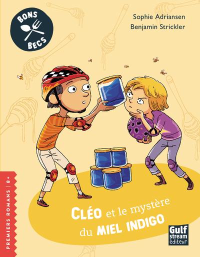 Cléo et le mystère du miel indigo