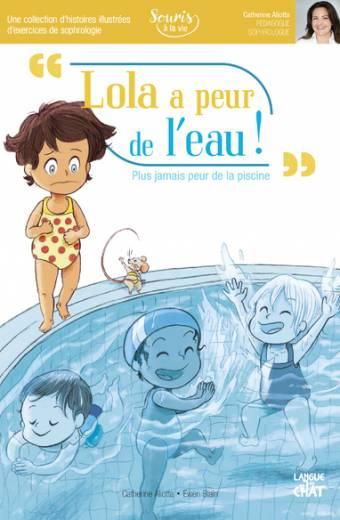 Lola a peur de l'eau - Souris à la vie (Sophrologie)