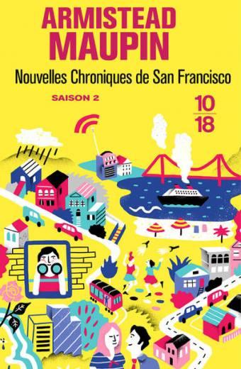 Nouvelles Chroniques de San Francisco