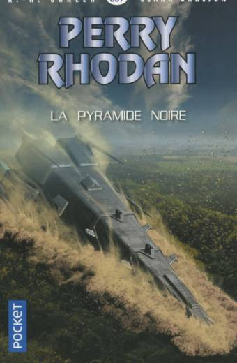 Perry Rhodan n°367 : La Pyramide noire