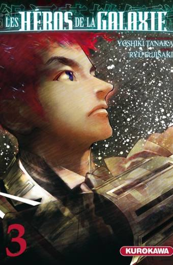Les Héros de la Galaxie - tome 03