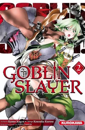 Goblin Slayer - tome 02