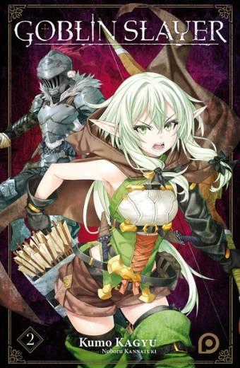 Goblin Slayer (Light Novel) - tome 02