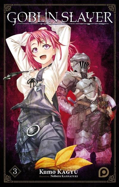 Goblin Slayer (Light Novel) - tome 03