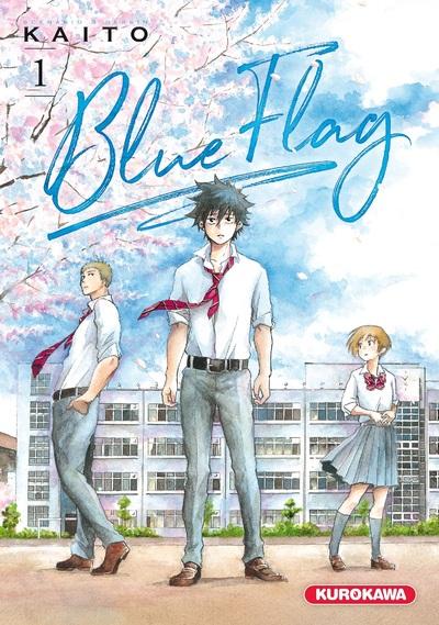 Blue Flag - Tome 01