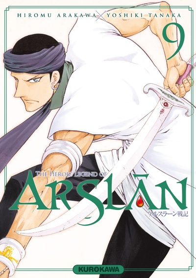 The Heroic Legend of Arslân - tome 09