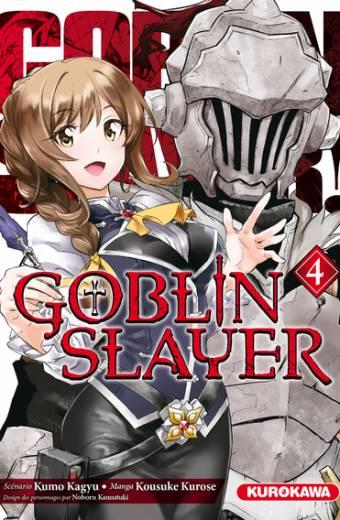 Goblin Slayer - tome 04