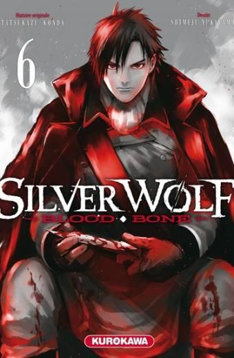 Silver Wolf - Blood, Bone - tome 06