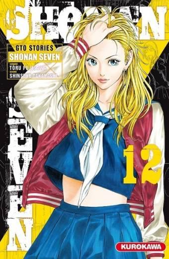 Shonan Seven - GTO Stories - tome 12