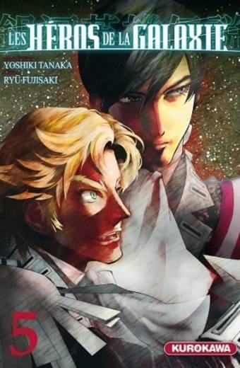 Les Héros de la Galaxie - tome 05