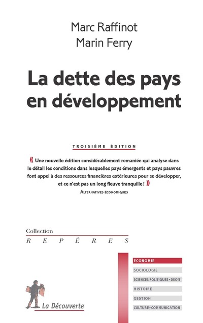 La dette des pays en développement