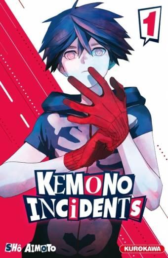 Kemono Incidents - tome 01