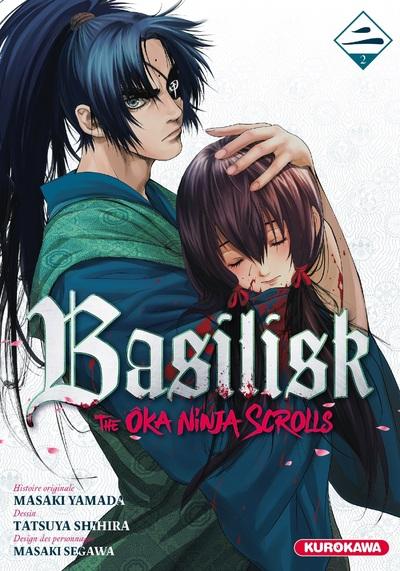 BASILISK - The Ôka Ninja Scrolls - Tome 2
