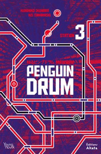 Mawaru Penguindrum - tome 3