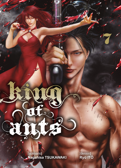 King of ants T07