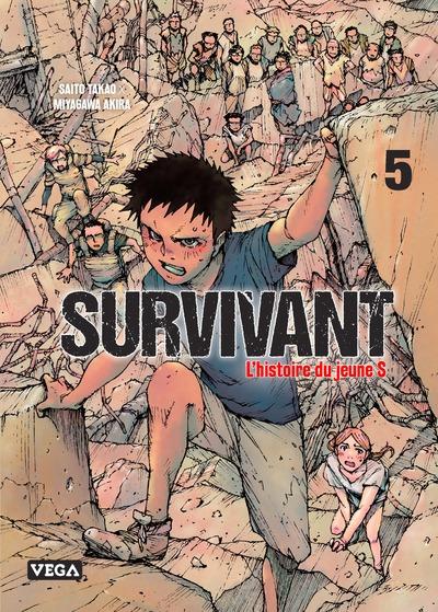 Survivant - tome 5