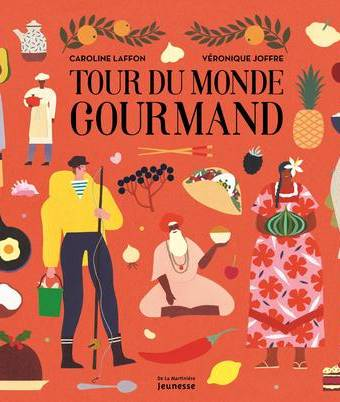 Tour du monde gourmand