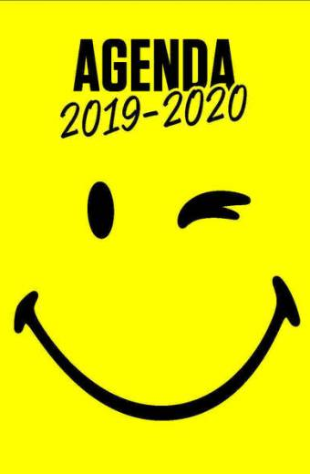 Smiley - Agenda 2019-2020