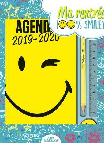 Smiley - Ma rentrée 100% Smiley
