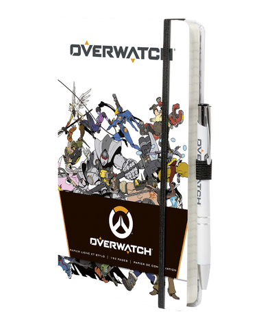 Carnet Overwatch