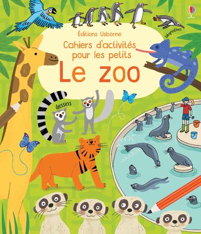 Le zoo - Activités pour les petits
