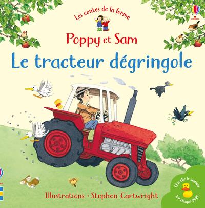 Le tracteur dégringole - Poppy et Sam - Les contes de la ferme