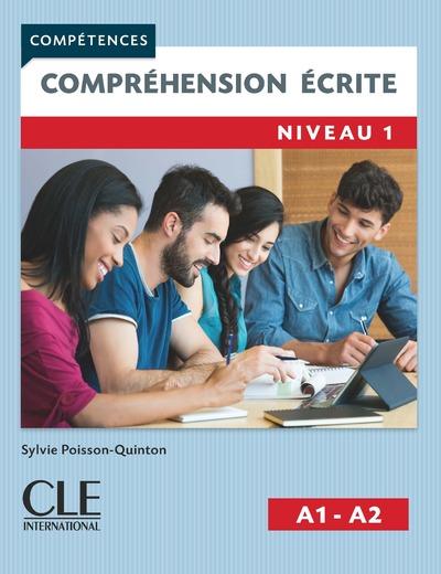 Compréhension écrite 1 - Niveau A1/A2 - Livre - 2ème édition