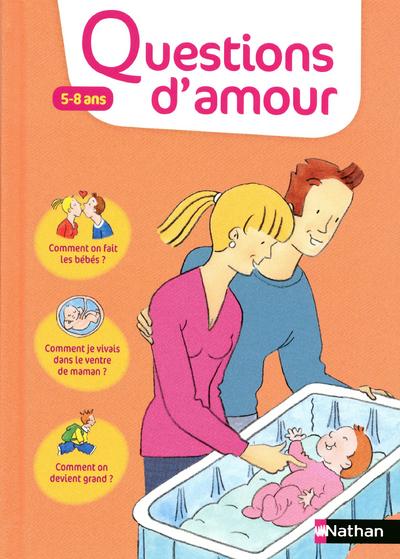 Ce livre répond aux préoccupations et aux attentes des 5-8 ans. Pour comprendre d'où l'on vient, comment on grandit et découvrir un peu le jardin secret des amoureux...