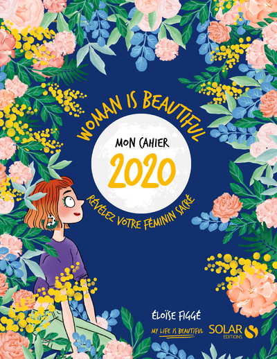 Mon cahier 2020 Woman is beautiful