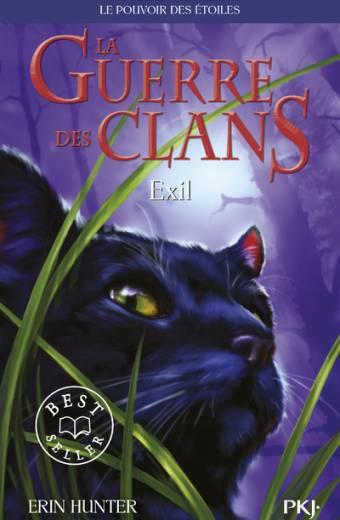 3. La guerre des Clans III : Exil