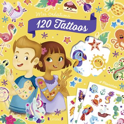 120 tattoos