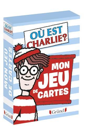 Où est Charlie ? Mon jeu de cartes