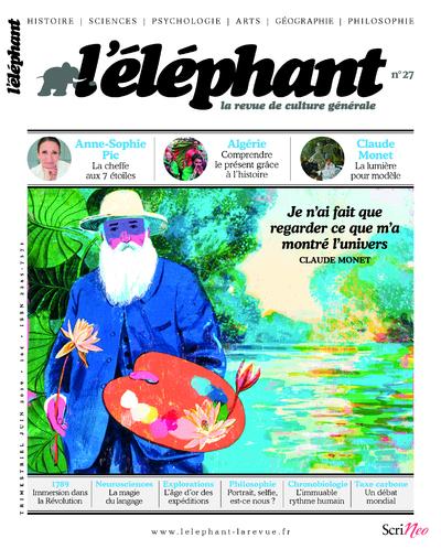 L'éléphant - La revue numéro 27