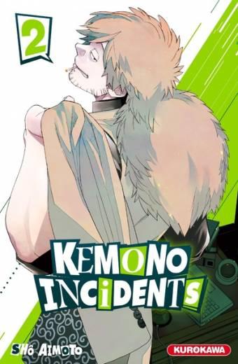 Kemono Incidents - tome 02