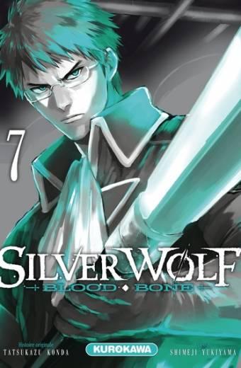 Silver Wolf - Blood, Bone - tome 07