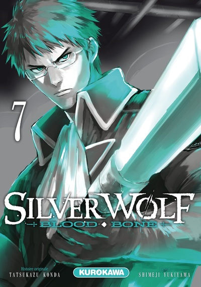 Silver Wolf - Blood, Bone - tome 07
