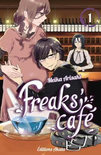 Freaks' Café - Tome 1