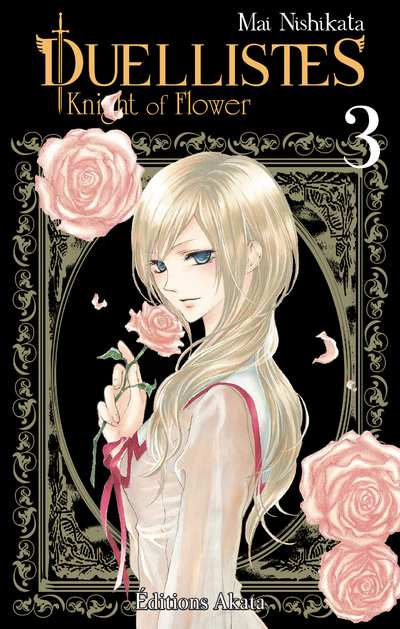 Duellistes, Knights of Flowers - Tome 3