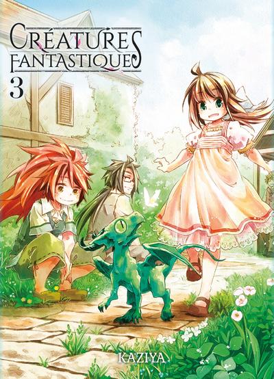 Créatures fantastiques T03