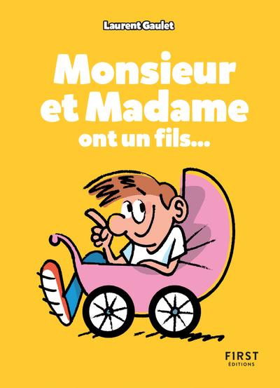 Monsieur et madame ont un fils - Petit livre