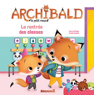 Archibald - La rentrée des classes