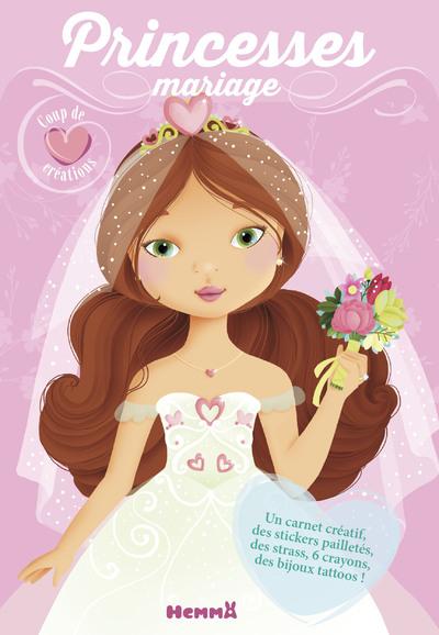 Princesses, mariage - Coup de coeur créations