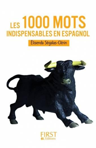 Petit livre de - Les 1000 mots indispensables espagnol