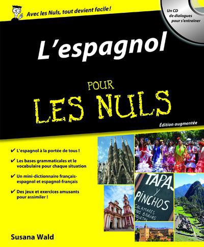 L'espagnol pour les Nuls, 2e édition