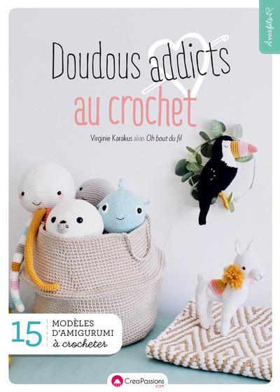Doudous addicts au crochet