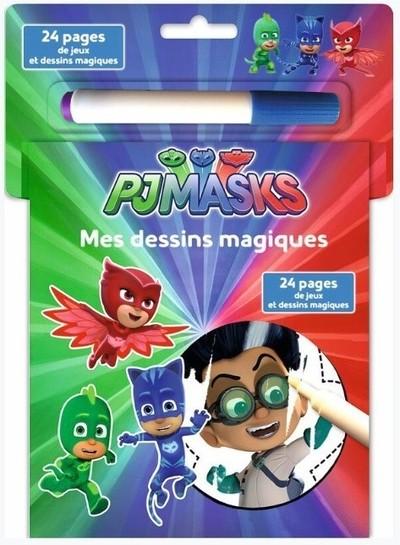 Pjmasks - Mes dessins magiques