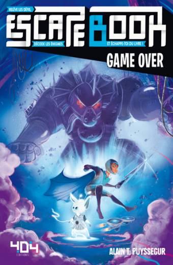 Escape Book – Game Over